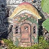 Miniature Garden Kittens Corner Fairy Door For Sale