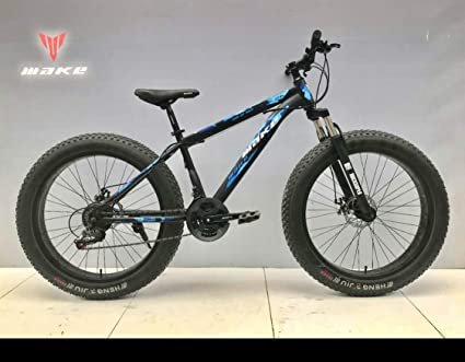 Buy Mankani Fat Tyre Bicycle/Cycle With 7 Shimano Gears Online at ...