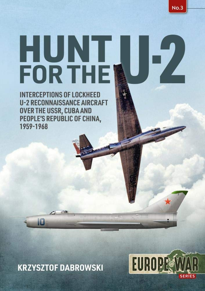 Hunt for the U-2 é publicado pela Helion & Company.
