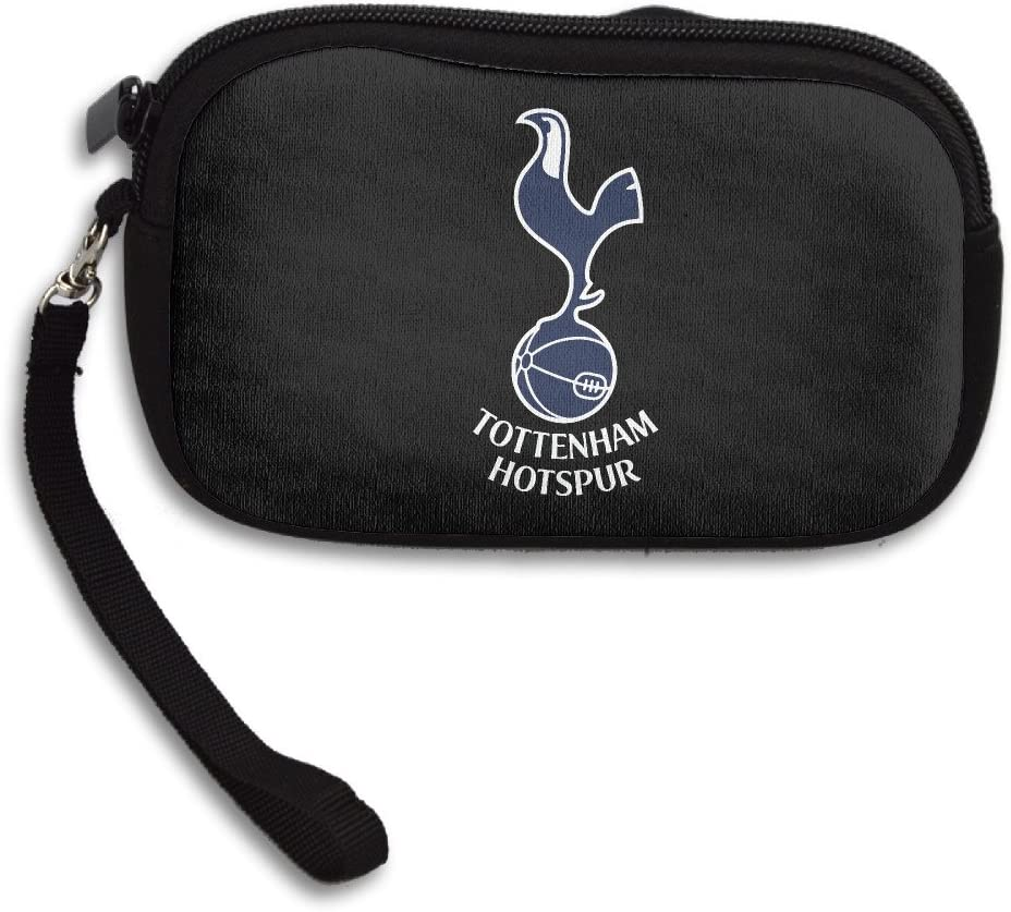 Tottenham Hotspur FC Official Gift Embossed Crest Leather Money Travel Wallet