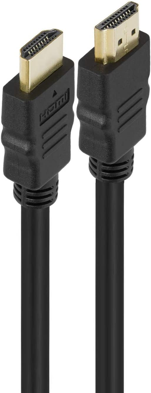 Ewent EW-130114-030-N-P 1.4 High Speed HDMI Cable with Ethernet A/A, Male to Male 2 m