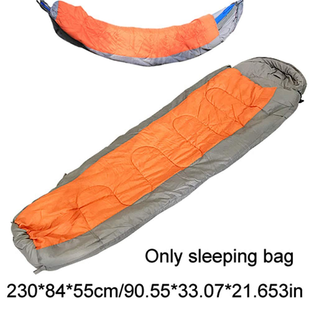 IN THE DISTANCE Camping Hammocksleeping Bag Camping Underquilt Winter Outdoor Accessori, 09