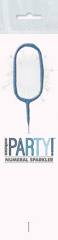Age 0 84090 Bleu Unique Party- Bougie