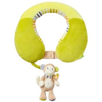 Fehn Monkey Donkey Nackenstütze Esel Nackenstütze Nackenhörnchen NEU