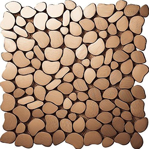 Review River Rock Pattern Mosaic