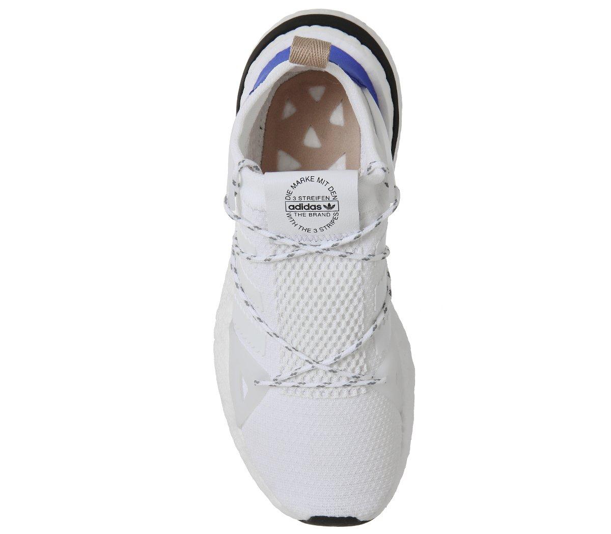 adidas Damen Arkyn Fitnessschuhe, Schwarz Negbás/Ftwbla 0, 42 EU