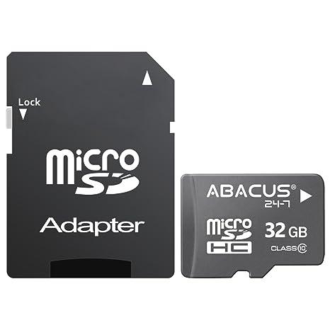 Amazon.com: Abacus24 – 7 tarjeta MicroSD y adaptadores SD ...