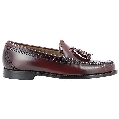 G.H. Bass & Co. Mens Larkin Brogue Leather Shoes