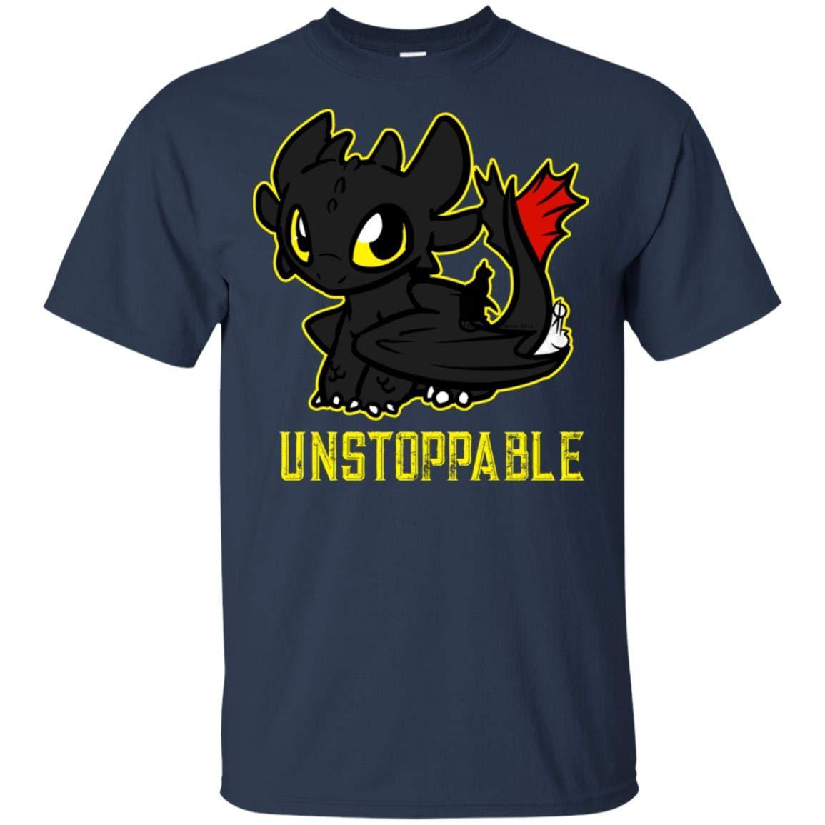 Unstoppable Night Fury T Shirt 3951
