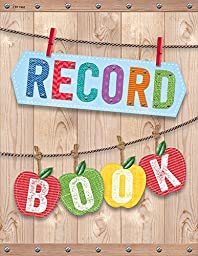 Creative Teaching Press Upcycle Style Record Book (1962)
