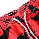 Seekay Men's Summer Beachwear Quick Dry Board