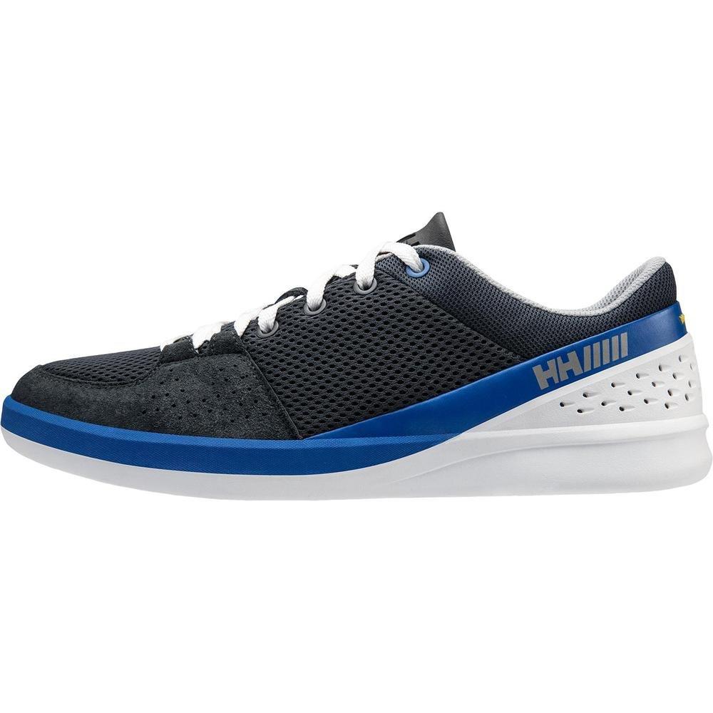 Helly Hansen HH 5.5 M Zapatillas de Deporte Exterior, Hombre 44 EU|Azul (Ebony/Classic Blue/Sil 980)