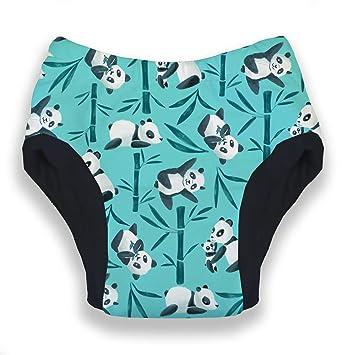 Thirsties Reusable Cloth Potty Training Pant Medium Pandamonium