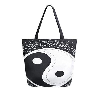 Amazon.com: Chino Yin Yang Tao Mandala Elemento Portátil ...
