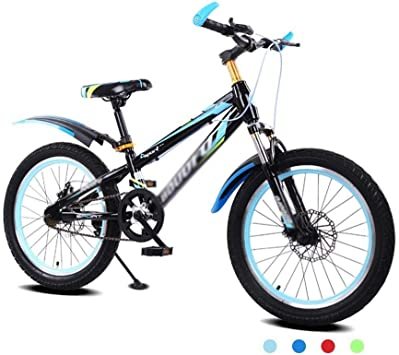 WJSW Kid Bikes Ciclismo Boy Girl Carriage 16 Pulgadas Bicicleta de ...