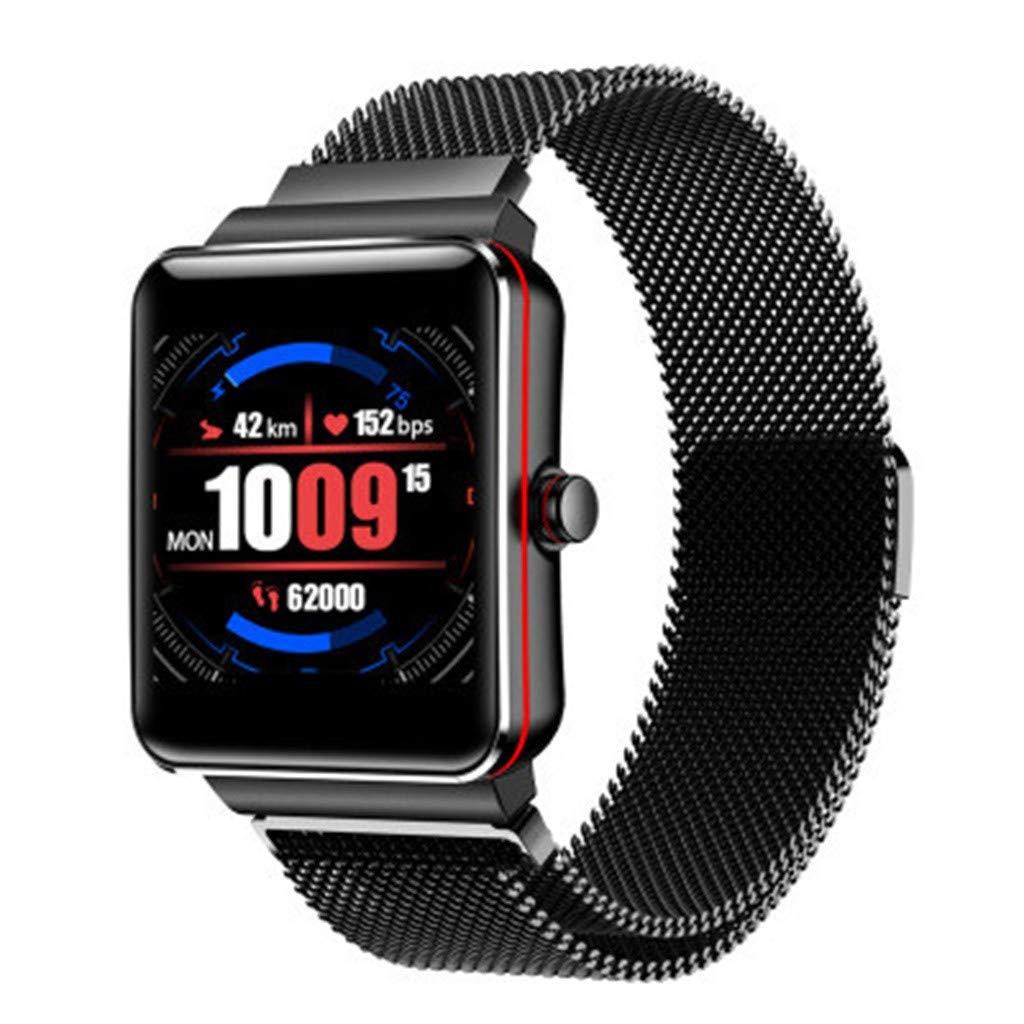 Multi Function Smart Watch - H10 Smart Watch Waterproof Pedometer Blood Pressure Heart Rate Sleep Monitoring, Swimming, Sport Watch Fitness Tracker Smart Bracelet for Kids Women Men