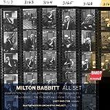 Milton Babbit: All Set