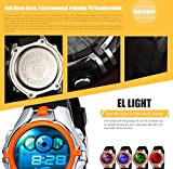 Kids Watch,Boys Girls Watches,Digital Watches,Waterproof,Suit for sports outdoor activity,Gift for Childrens Day