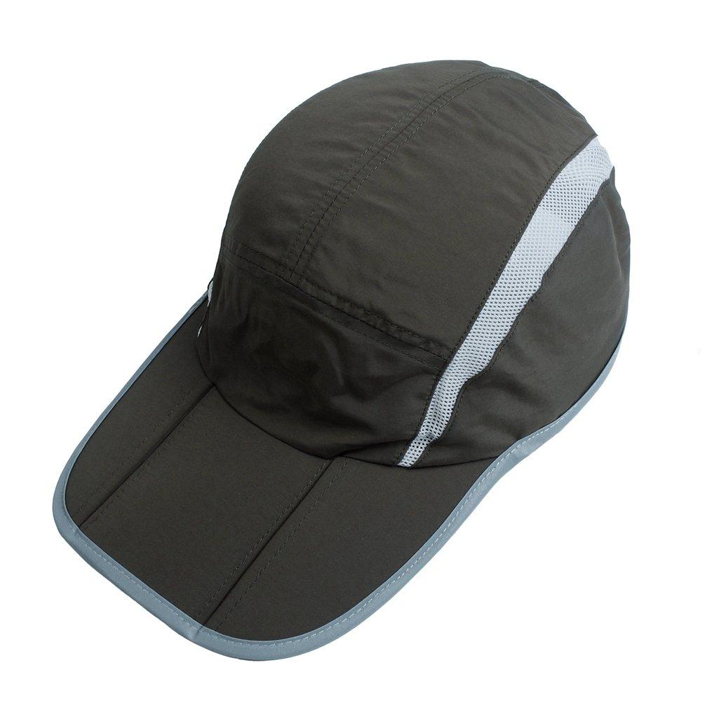 55-62cm GADIEMENSS Lightweight Breathable Soft Folding Running Cap