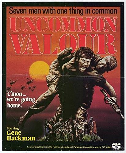 Uncommon Valor - Movie Poster
