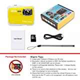 Kids Camera Underwater Digital Camera-IP68