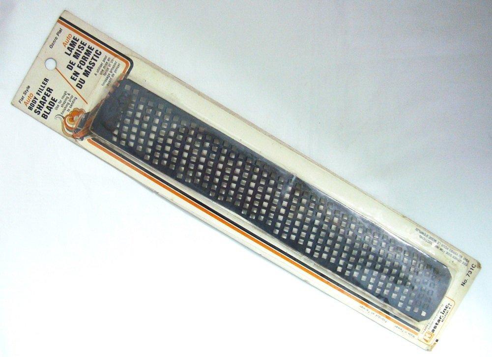 Large Metal Car Body Filler Spreader 150mm Long Sprung Steel Blade