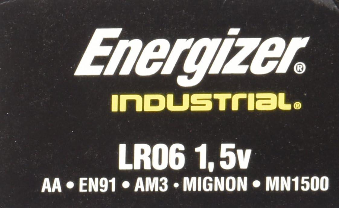 Energizer AA Alkaline Industrial Value Pack Batteries 24 pk