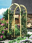 NEW! ROSE ARCH trellis arbor tall for...