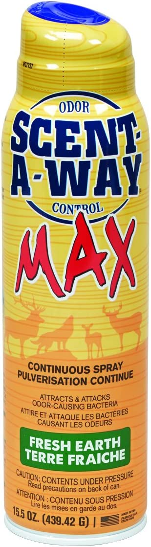 Hunters Specialties Scent-A-Way Continuous Spray, 15.5 oz