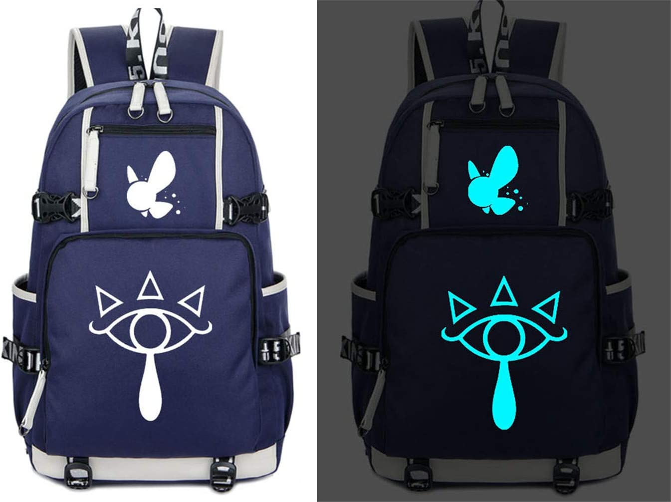 Cosstars The Legend of Zelda Jeu Knapsack Sac /à Dos Ordinateur Portable Cartable Laptop Backpack pour /Étudiant