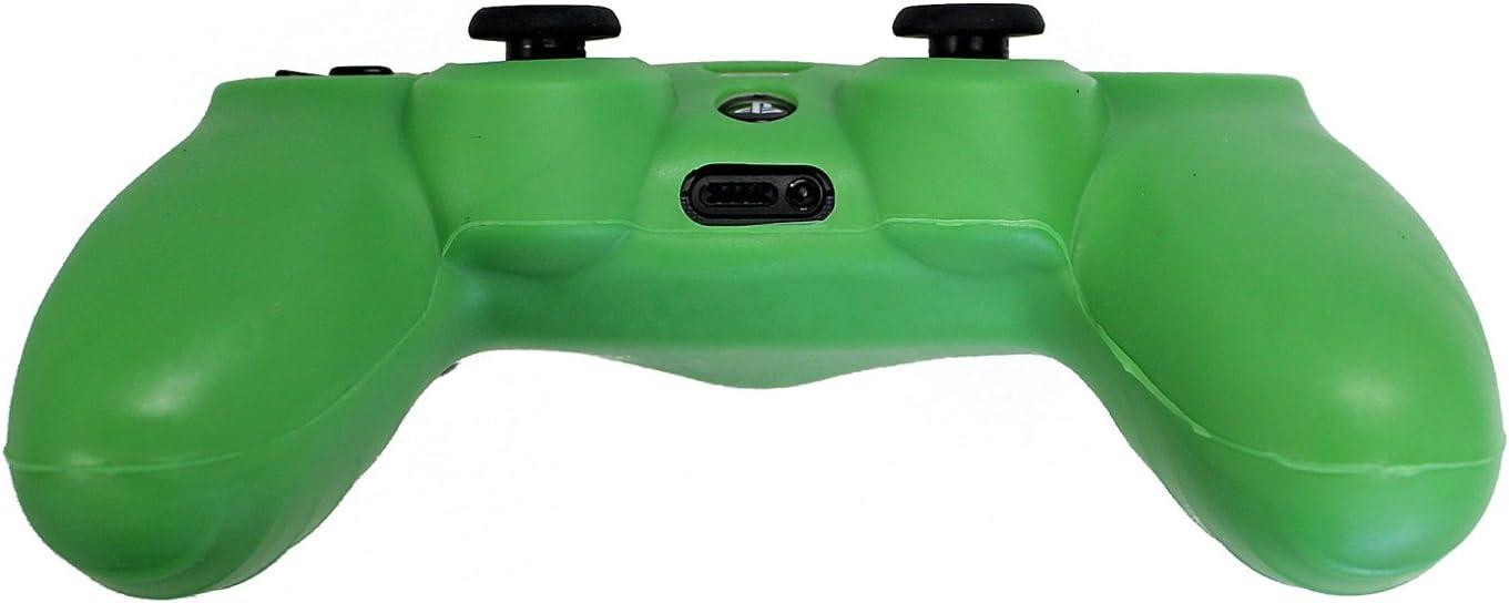 Amazon.com: HDE - Carcasa de silicona para mando de PS4 ...