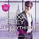 Everything for Her: For Her, Book 1 Audiobook by Alexa Riley Narrated by Summer Morton, Jay Crow