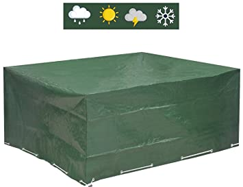 Glorytec Garden Furniture Covers 250x210x90 Extra Thick Material