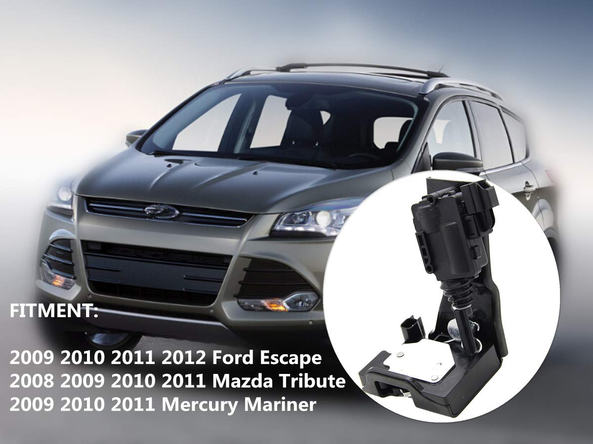 Rear Hatch Lift Gate Liftgate Tailgate Door Lock Engine Diagram 2005 Ford Escape 3 0 Actuator Motor 937 663 For 2009 2012 Mazda Tribute 2008 2011 Mercury Mariner