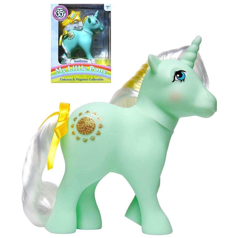 35th Anniversary Sunbeam Unicorn /& Pegasus Collection Pony 5