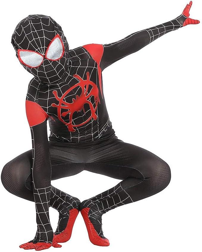 SPIDERMANHTT Disfraces de rendimiento de películas de Halloween ...