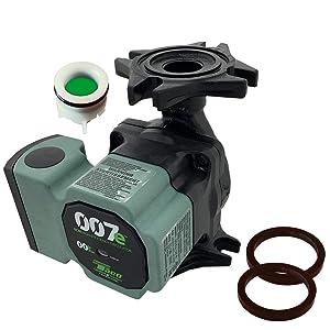 Taco 007e-F4, ECM High Efficiency Circulator Pump, Cast Iron
