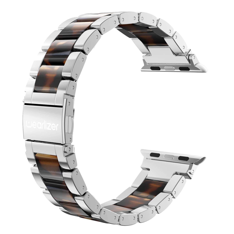 Malla Acero para Apple Watch (38/40mm) WEARLIZER [7SDN3MYB]