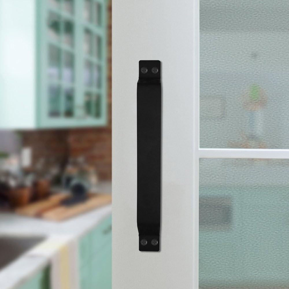 CCJH - Tirador de puerta de acero para puerta de salón de reuniones o puerta corredera: Amazon.es: Bricolaje y herramientas