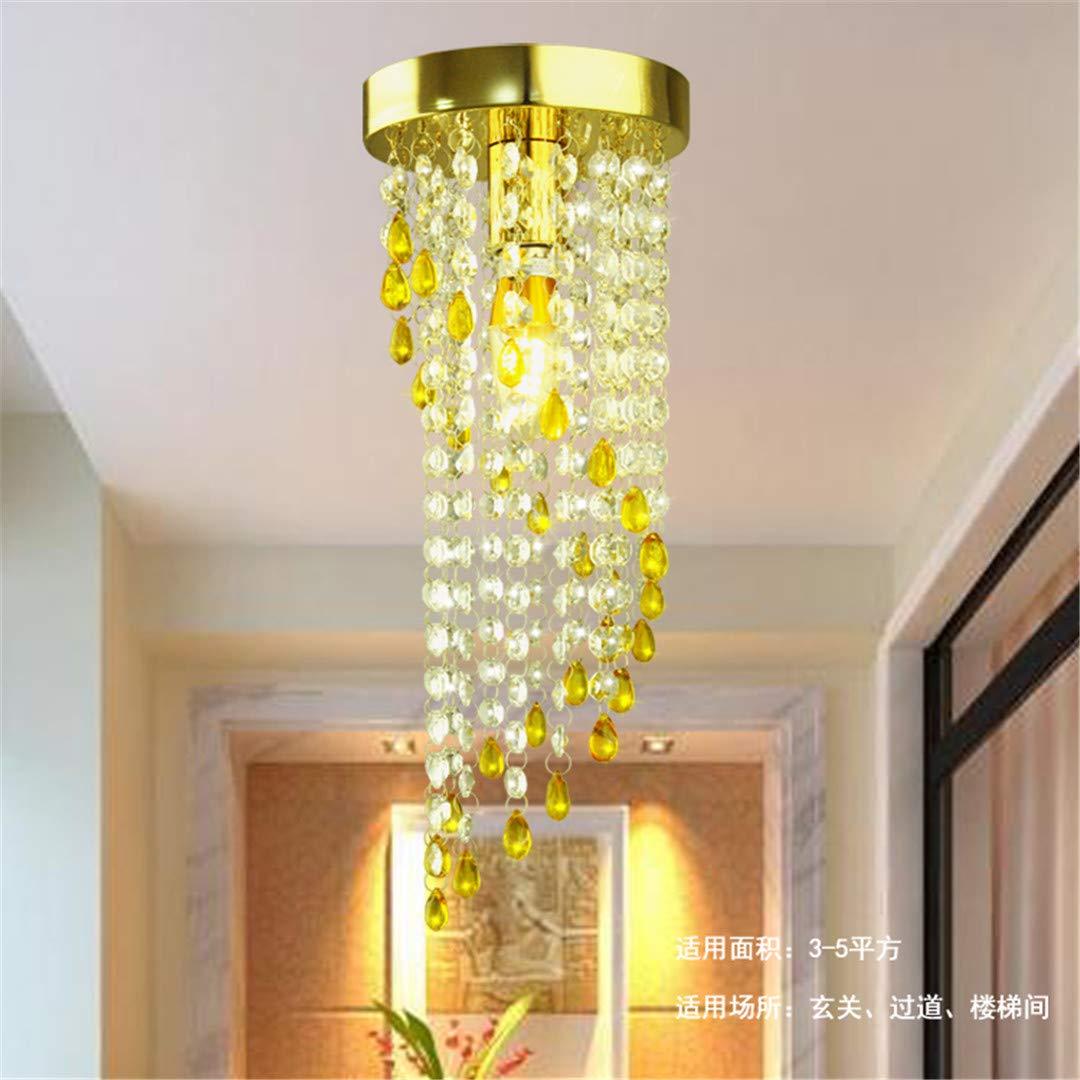 T-Tonranp Moderne lampen für Wohnzimmer kristall LED deckenleuchten Leuchten deckenleuchten Gold1