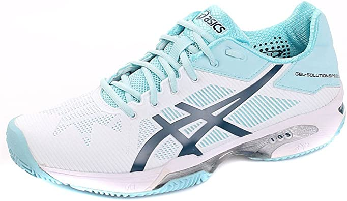 mundo consumidor Túnica  Asics Gel de Solution Speed 3 Clay Zapatillas de tenis para mujer  Talla:36-US 5,5: Amazon.es: Zapatos y complementos