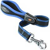 Ferplast Ergocomfort Dog Lead Padded 25mm X 55cm Blue