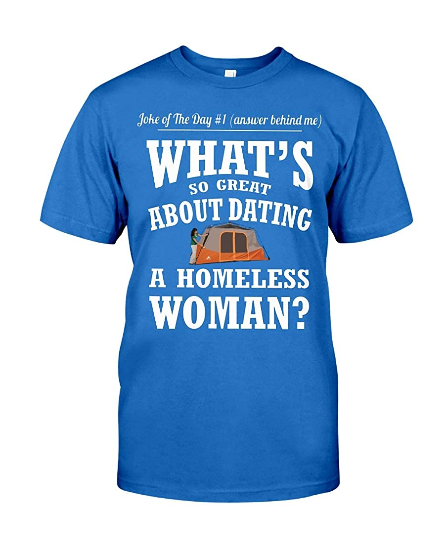 Nancy Findlayss T-Shirt Premium Fit Tee Royal M
