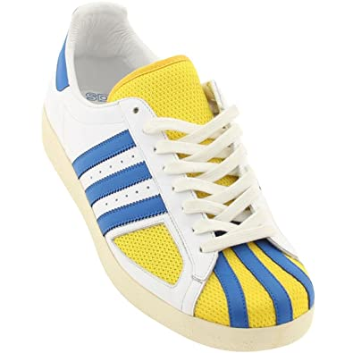 new styles 8d730 b265a adidas Forest Hills Pt White 011707 11 Amazon.co.uk Shoes  B