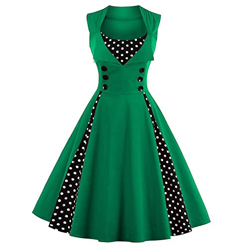 ZAFUL Women's Vintage Sleevele...