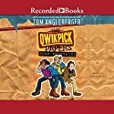The Qwikpick Papers: Poop Fountain! Audiobook by Tom Angleberger Narrated by Mark Turetsky