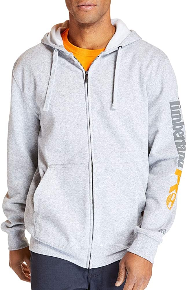 Timberland PRO Men's Big and Tall Hood Honcho Sport Full-Zip Big & Tall: Clothing