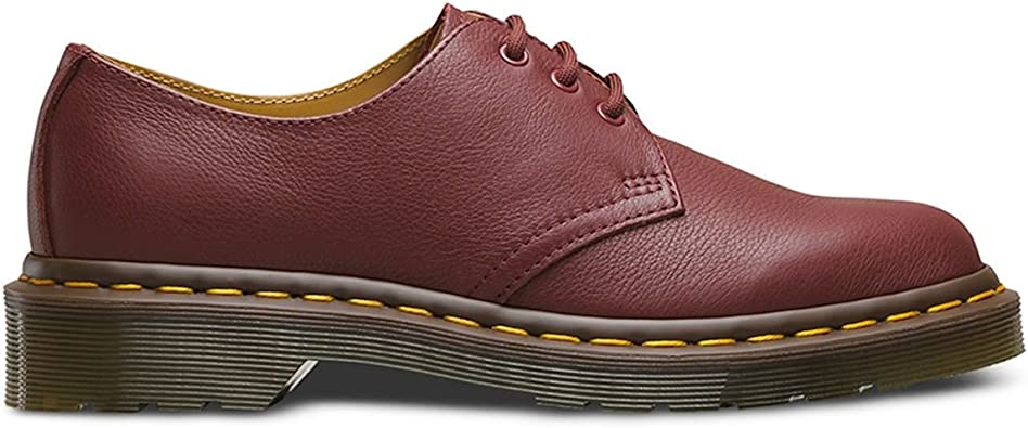 Dr martens 1461 leather shoes | Leather, Goodyear welt
