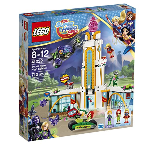 Super Hero Girls Lego