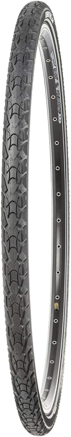 700 x 40 mm SRC avec Réfléchissant flanc Wire Bead Kenda Kwick Journey Vélo Pneu